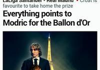 C羅曾5次登上《法國足球》金球獎封面,今年肯定不是他了