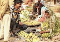中國姑娘去印度旅遊,逛了菜市場之後,2天都吃不下飯