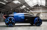 來自太空的科幻設計,續航800公里,雪鐵龍發佈了個輪子上的客廳