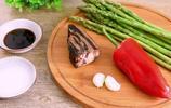鮮竹筍炒臘肉,味道鮮美,好吃又下飯