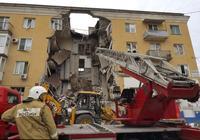 俄羅斯伏爾加格勒一四層樓發生天然氣爆炸 至少2人死亡