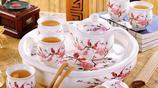 千年瓷文化傳承,景德鎮優質陶瓷茶具套裝