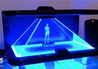 這才是我想要的Cortana微軟小娜!全息影像近在眼前