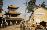 珍貴老照片帶你看看1945年的雲南昆明,天藍水清,沒有戰火和硝煙