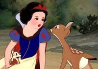 迪士尼真實場景再現,超暖心的小公主都是動物的好朋友