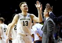 尼克斯隊在NBA選秀中選擇密歇根大學的Ignas Brazdeikis