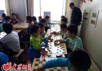 開發區一中在山東省國際跳棋錦標賽上斬獲佳績