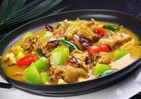 黃燜雞米飯的做法