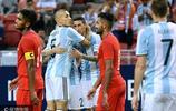 2017國際足球友誼賽:新加坡0-6阿根廷