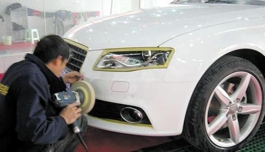 白色車漆變黃實錘,為何不同廠家有差異