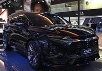 雪佛蘭又一款中型SUV要入華 或推七座版本挑戰豐田漢蘭達