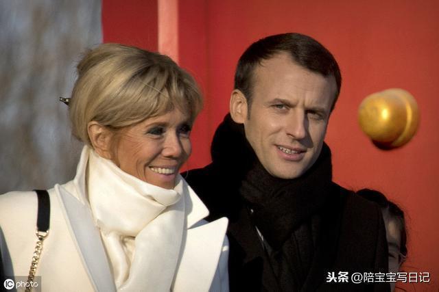 法國總統馬克龍的師生戀,弗洛伊德:這是俄狄浦斯情結在作怪