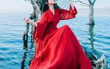 """去杭州西湖旅遊,發現女人都穿這""""漢服"""",講真,給你不一樣的美"""
