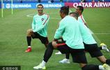 2017聯合會杯小組賽A組次輪前瞻:葡萄牙備戰 C羅、誇雷斯馬熱聊