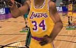 從1997年至今 沙奎爾·奧尼爾在NBA系列遊戲中的形象變化