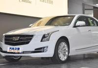 曾與寶馬3系相媲美,凱迪拉克ATS-L如今要跌下一線豪車品牌?