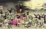日本人畫的甲午戰爭的版畫