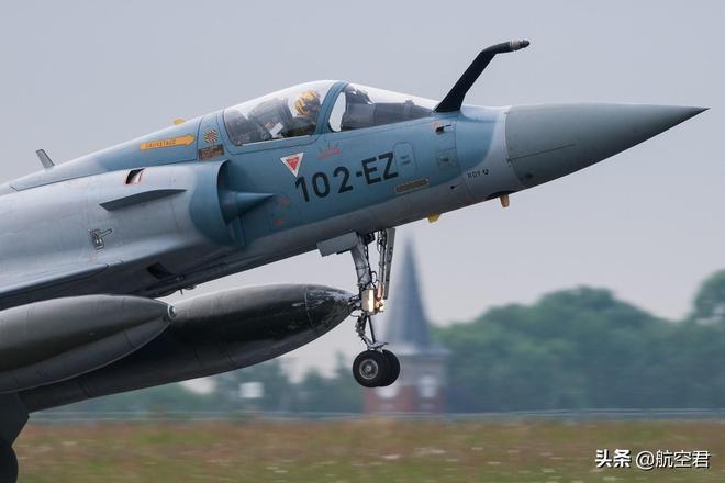 已派出飛行員進行試飛,曾經與中國空軍失之交臂的一種西方戰鬥機