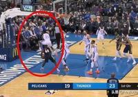 蹦蹦哥!NBA第一跳高男非他莫屬,看看這兩個鏡頭就知道多麼厲害