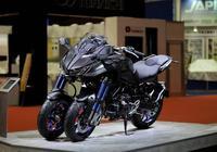 """為何日本摩托很高大上?看看這款新發明,號稱""""翻車了""""倒賠"""