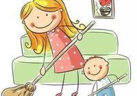 """美國家庭教育孩子都會讓其""""每天一家務"""",家務怎樣讓娃大腦受益?"""