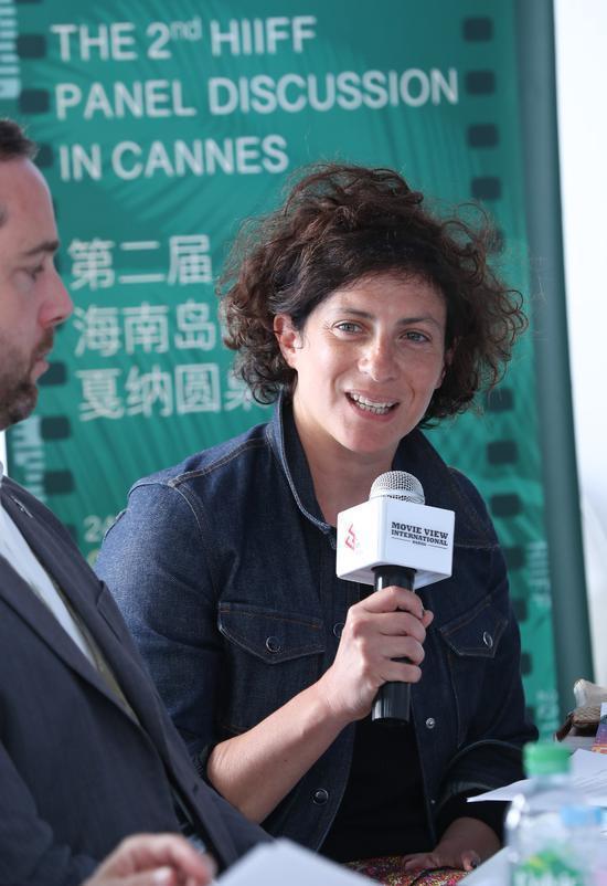 海南島電影節戛納圓桌會舉行 聚焦電影節未來發展