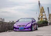 紫色的誘惑 豐田銳志改裝案例