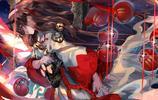 色彩濃烈畫面華麗唯美!國人畫師這組個性插畫作品真是相當養眼!