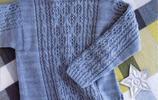 分享給大家兩件漂亮時尚的秋冬季毛衣,都是大師級作品