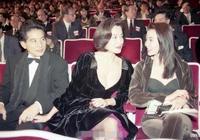 張曼玉林青霞早年金馬獎同臺合照,網友:驚豔時光的美人大抵如此