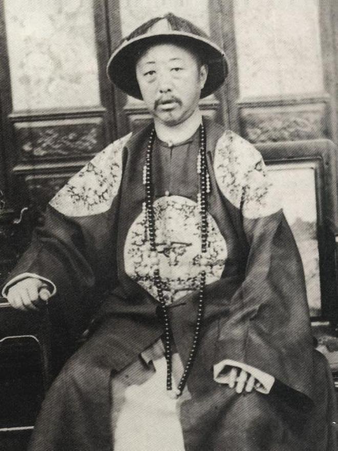 老照片:看看清朝王爺有多帥!圖2載濤,末代皇帝溥儀的親叔叔