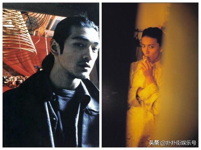 忘了吳京沈騰吧,看看20年前亞太區最帥的兩張面孔