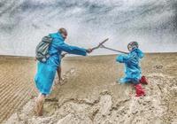 乐嘉带4岁女儿穿越沙漠,4天走了76公里,这是教育还是折磨?