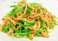 青椒炒肉絲,教你最正確的做法,多加這一步,肉絲香嫩入味