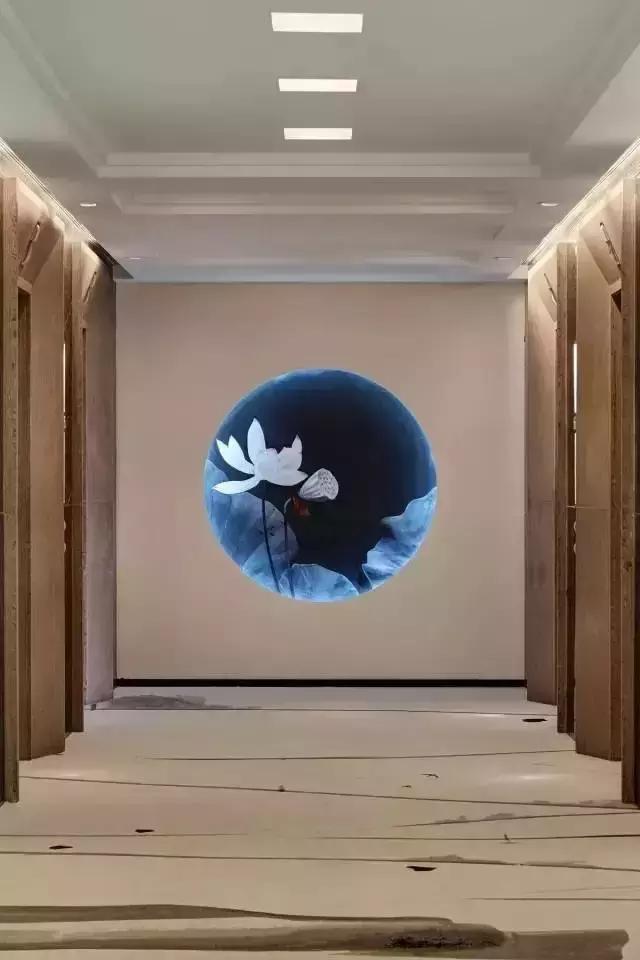 瑞博|中式庭院 · 圓