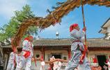 安徽歙縣:千年古村民俗文化節迎來八方客
