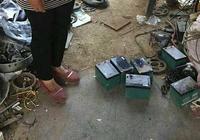 盜竊慣犯專偷環衛工電動車電瓶 民警蹲守一週將其抓獲