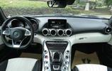 實拍2015款 奔馳AMG GT S,雙渦輪增壓 柏林之聲
