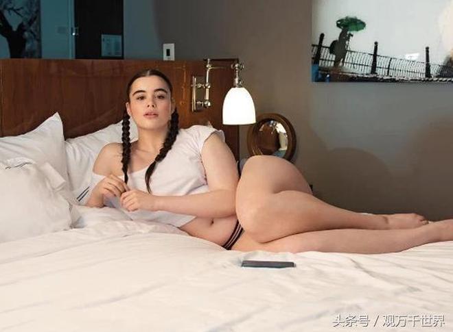 直擊世界上最美的胖美人 網友:我長了一身不懂事的肉!