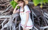 楊晨晨sugar塞班島旅拍——展現不一樣的少女風!