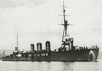 日本二戰輕型巡洋艦