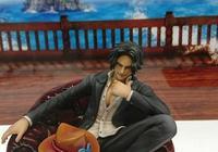《海賊王》最新夏季手辦展會分享:有艾斯,蕾玖,羅賓,甚平,艾斯真是帥(土豪考慮ing)