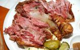 4斤的烤豬肘當下酒菜太壕了,幾乎全是肉188元,兩人吃完都覺得撐