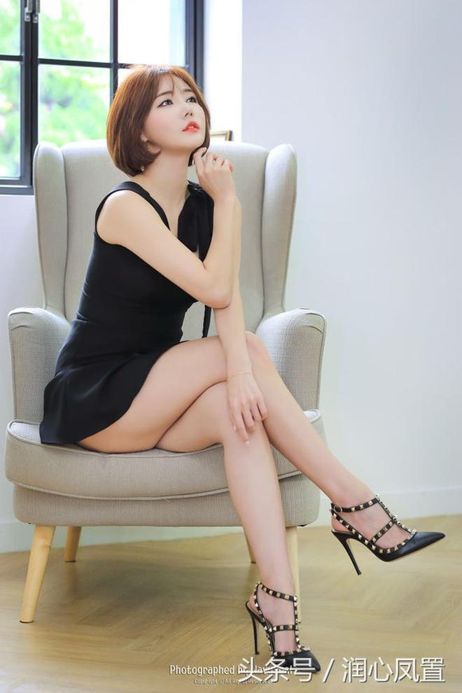 韓國性感美女嫩模,青春靚麗,一股春天的氣息