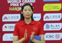 朱婷再出新的表情包!中國女排王之蔑視,一年打了60多場比賽
