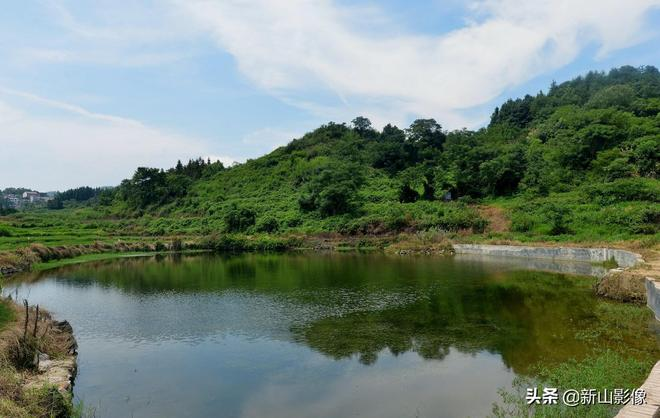農村老人改清淤設備獲專利,6年清淤山塘2000口,一年可接百萬活