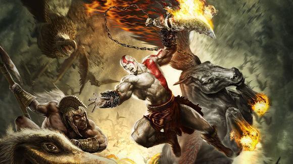 戰神——奎託斯