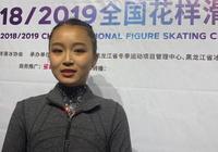 17歲華裔花滑美女,曾奪得全美錦標賽冠軍,選擇加入中國集訓隊