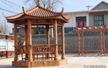 組圖:煙臺萊陽一個杜姓村莊的實景,名字叫東岔河
