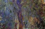 法國畫家莫奈 Claude Monet 筆下的紫羅蘭系列作品欣賞